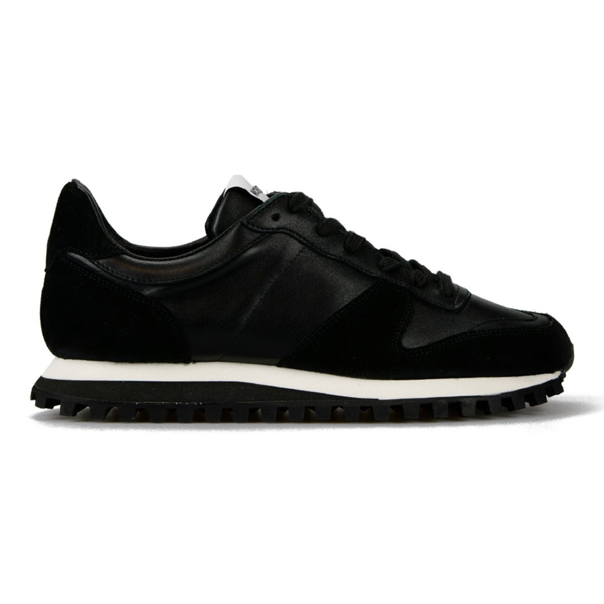Marathon Leather Trail Black