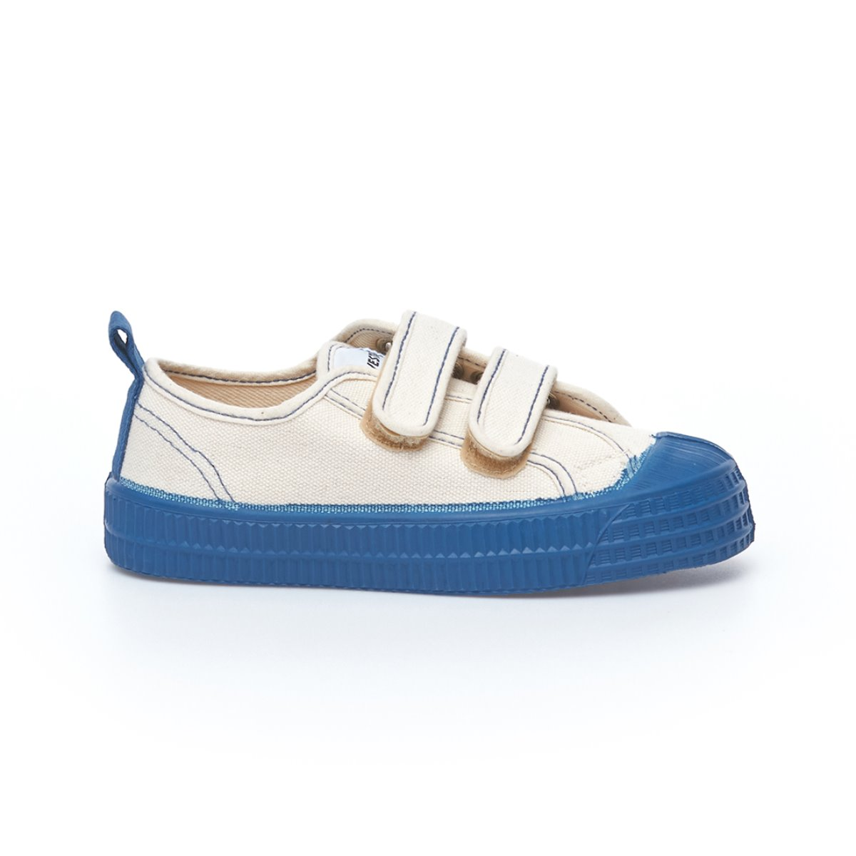 Star Master Kids Velcro Ecru/Blue